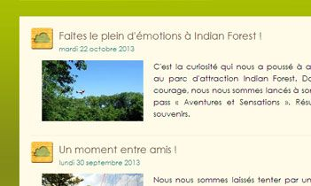 Indian Forest Blog - Terre Aventure