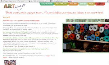 Artissage Website