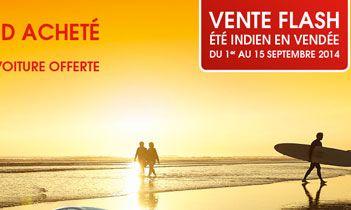 Vendée Tourisme Website