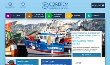 Corepem Website