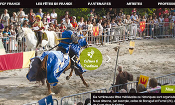 FCF France Website