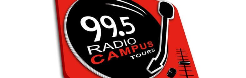Logo Radio Campus Tours