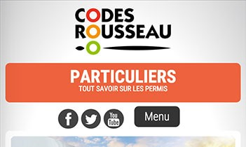 Codes Rousseau Websites