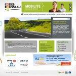Codes Rousseau Mobilité Website