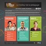 Codes Rousseau Portail Website