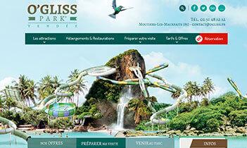 O'gliss Website