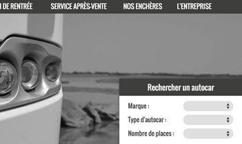Atlantic Autocar website